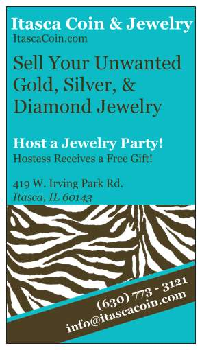 gold party information Chicago Suburbs